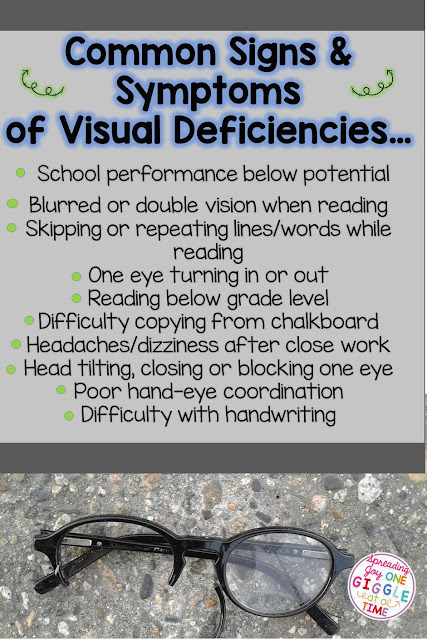 Do you have students who struggle with reading and learning, but you just cannot put your finger on the cause? It may be due to a dysfunctional visual system, and vision therapy may be the answer!