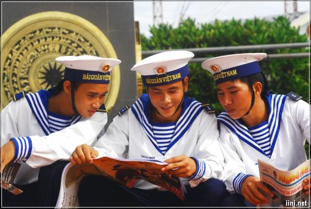 Những Người Lính Trẻ Trường Sa