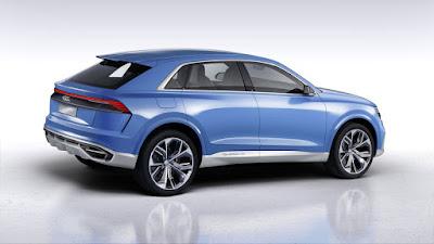 Audi Q8 SUV Concept picture