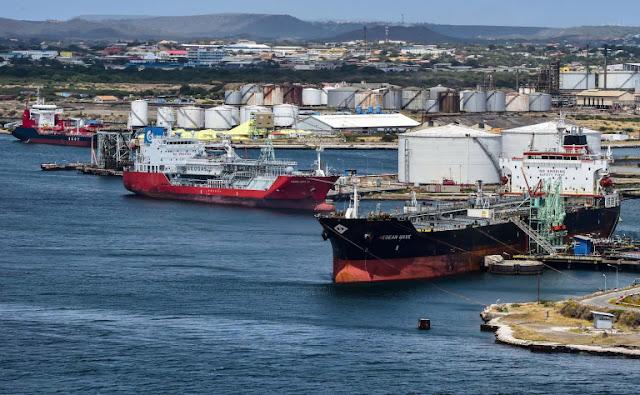 Pdvsa declara emergencia tras devolución de buques petroleros