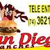 San Diego Lanches - Jacobina-BA