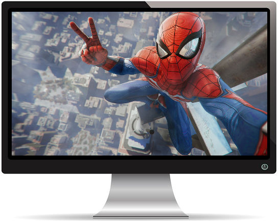 Spider Man Game Playstation 4 - Fond d'Écran en Ultra HD 4K