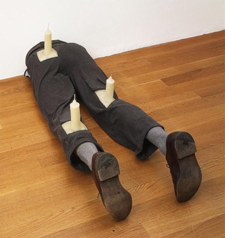 Robert Gober. Сюрреалистические скульптуры 17