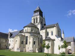 Abadía de Fontevraud. Leonor de Aquitania
