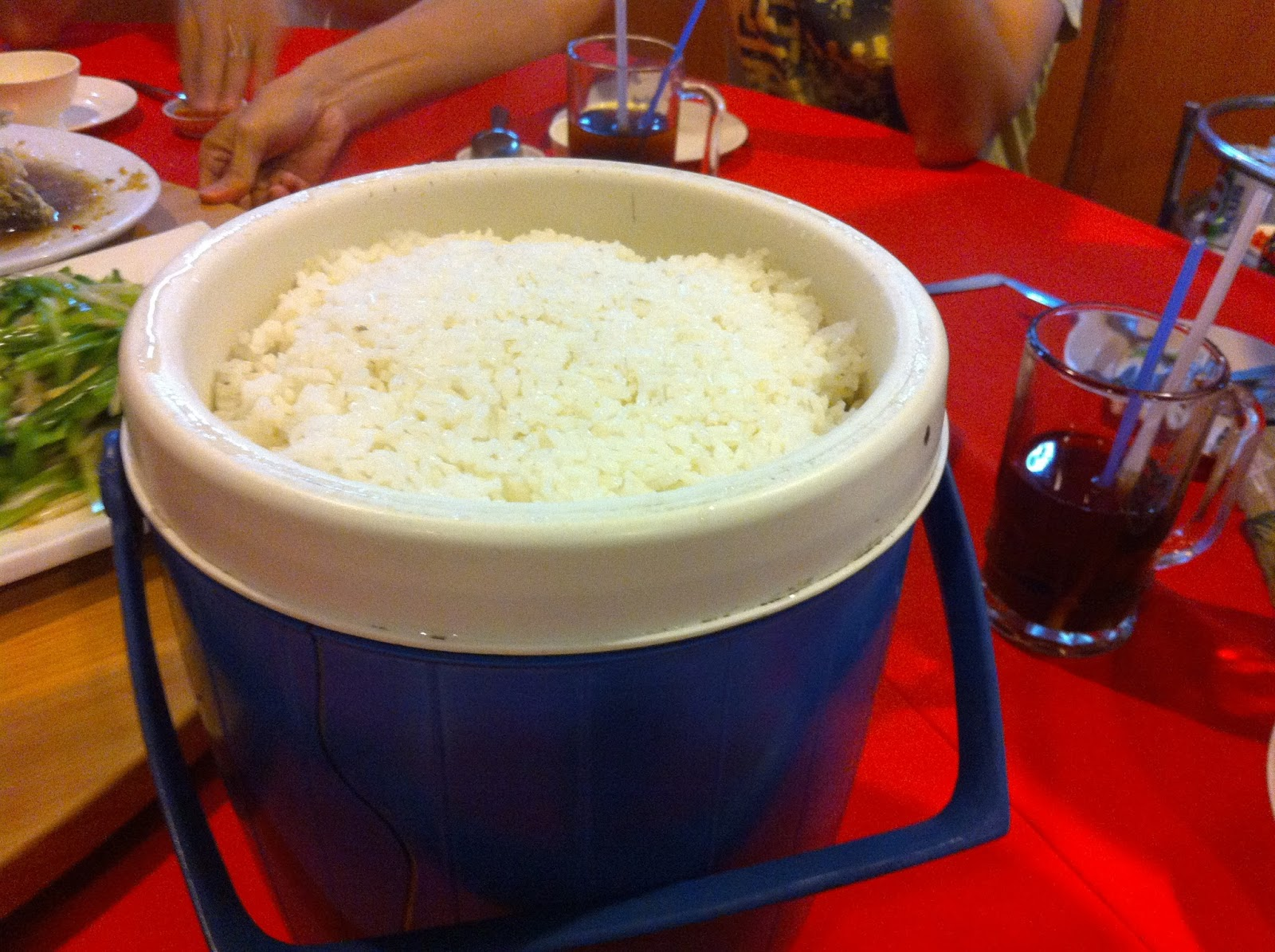 kitchen tables & more light fixtures flush mount 南海姑娘 alice lee 爱丽思厨房: 天天来海鲜饭店 restaurant seafood ...