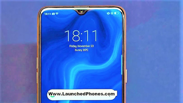 This upcoming mobile band volition live on launched inward  Oppo Realme three Pro specs in addition to features revealed
