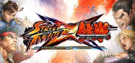 SREET FIGHTER X TEKKEN