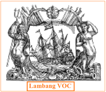 Lambang VOC