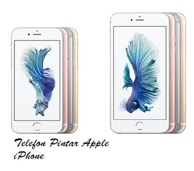 Telefon Pintar iPhone