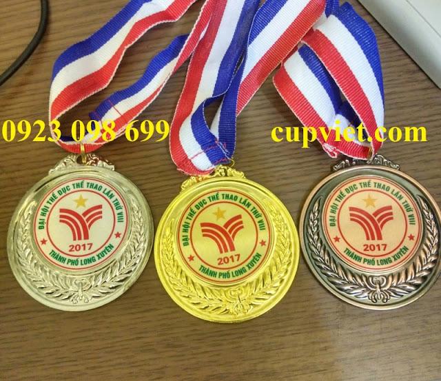 chuyên làm huy chương vàng, huy chương bạc, huy chương đồng - 267259