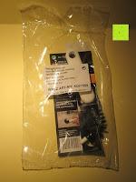 Verpackung: Überlaufbürste