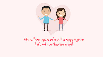 Happy New Year Wishes For Lover/GF/BF 2017