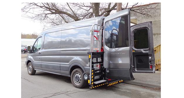 Five advantages of van racking