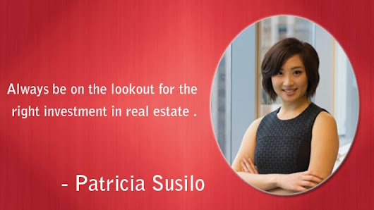 Patricia Susilo - Give Shape to Her Dreams