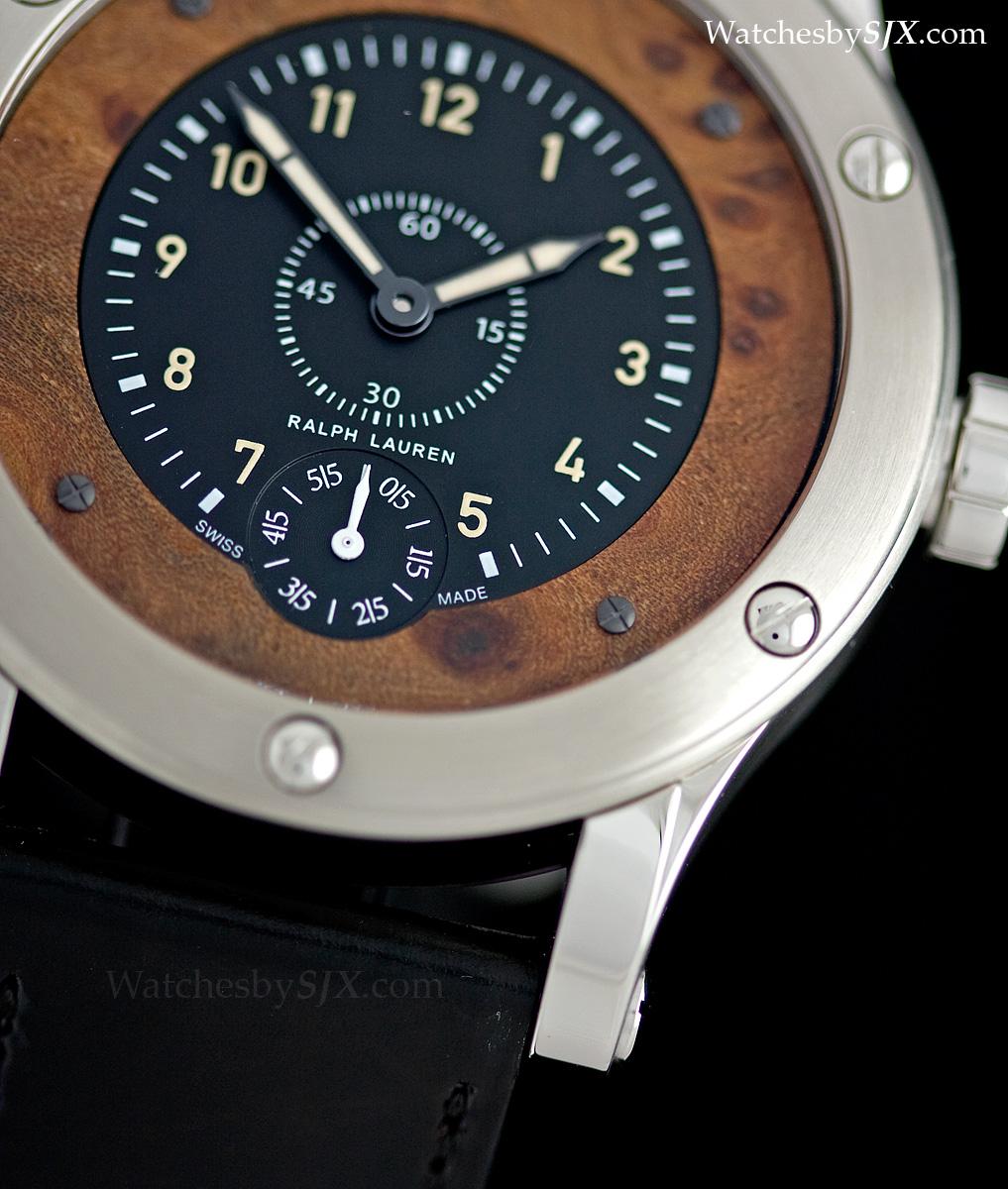wie man wählt elegantes Aussehen viele Stile Watches By SJX: Hands-On With The Ralph Lauren Sporting ...