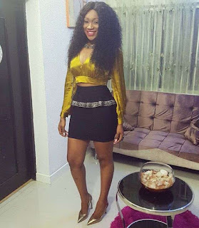 This is not the first time the actress would be shutting down a troll on social media. So, today, July 22, 2016, actress Ebube Nwagbo in the spirit of throwback shared a photo of herself back in the university. Looking plump and radiant, several fans commended the actress for maintaining her skin colour and still looking younger than ever.