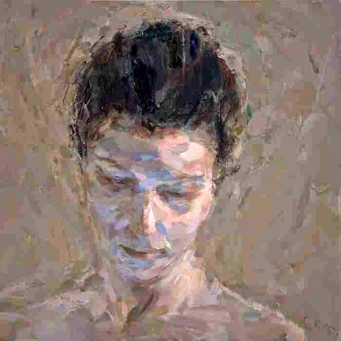 Испанский художник. Carlos San Millan