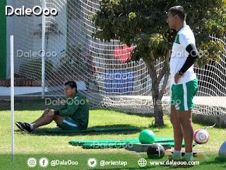 Jorge Paredes y Alexis Ribera los nuevos lesionados que tiene Oriente Petrolero - DaleOoo