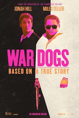 War Dogs 2016 DVD R1 NTSC Latino