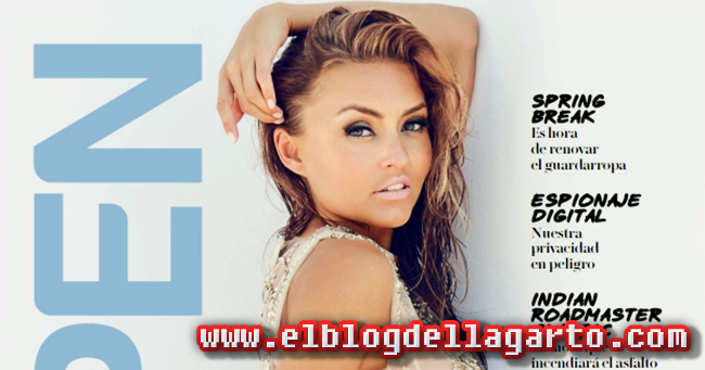Open Mexico - Angelique Boyer banner