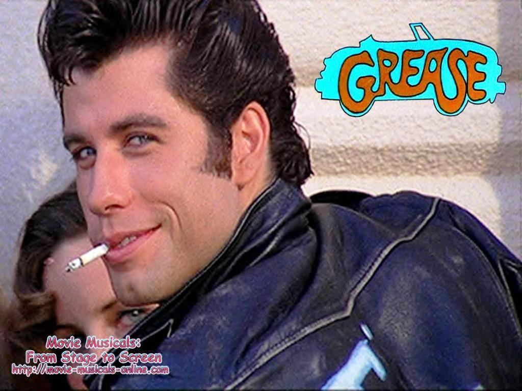 John Travolta Grease