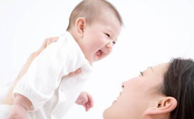 Cách làm trắng da cho bé ngay từ trong bụng mẹ