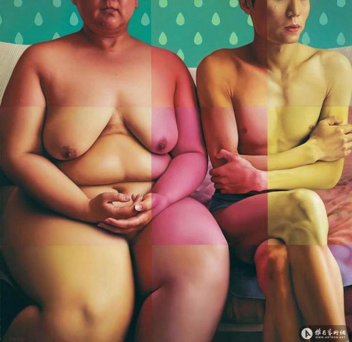 foto de Pintura Moderna y Fotografía Artística : Gorditas y feas: Cuadros ...