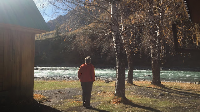 Katun River, Altai Republic