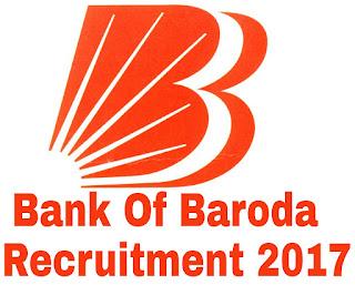 Bank Of Baroda Recruitment 2017 | BOB Career Apply Online For 06 Armed Guard Posts