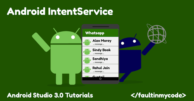 android intentservice example