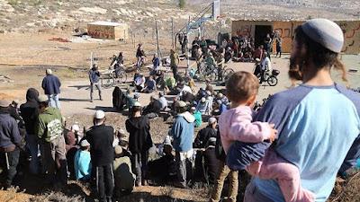 Crescimento da população judaica na Judeia e Samaria anula dois estados