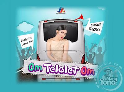 """Lagu """"Om Telolet Om"""" penyanyi iMeyMey"""