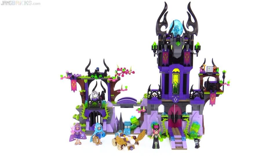 LEGO Elves Ragana's Magic Shadow Castle review! 41180