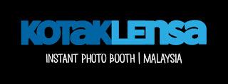 kotak lensa, instant photo booth, #1stEFGathering, promotion, promosi pakej perkahwinan, event