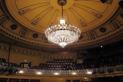 Teatro Campoamor de Oviedo. Lámpara
