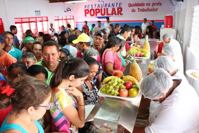 Blog do Jamilson Alexandre: Governo inaugura novo restaurante ...
