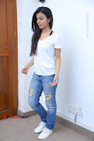 Telugu Actress Mahima Makwana Exclusive Stills in Blue Denim Jeans  0170.JPG