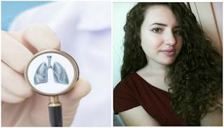 Πνευμονικό οίδημα: Τι είναι η ασθένεια που στέρησε την ζωή στην 19χρονη Μελάνθια! Τα ανησυχητικά συμπτώματα