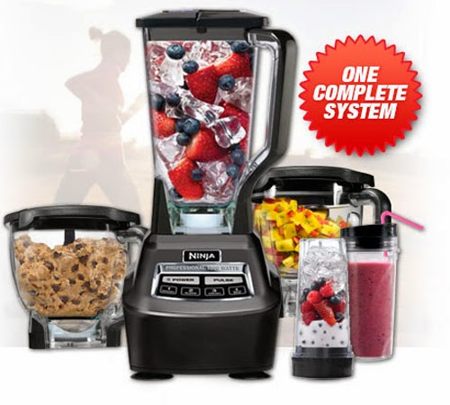 Ninja Mega Kitchen System 1500 Review