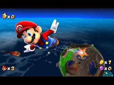 Super Mario Galaxy Screenshot 3