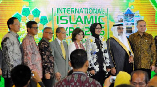 International Islamic Expo 2016 oleh Anggito Abimanyu