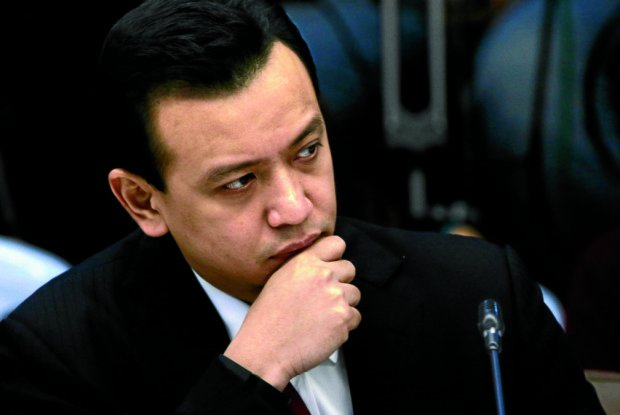 Intrepid lawyer to Trillanes: 'What the f*ck?'