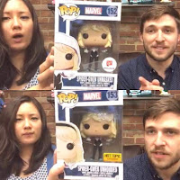 Funko Pop! Spider-Gwen Hot Topic y Walgreens