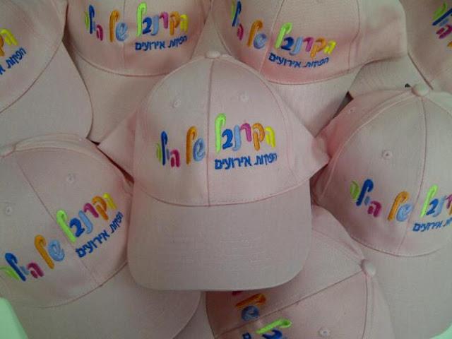 כובעים רקומים