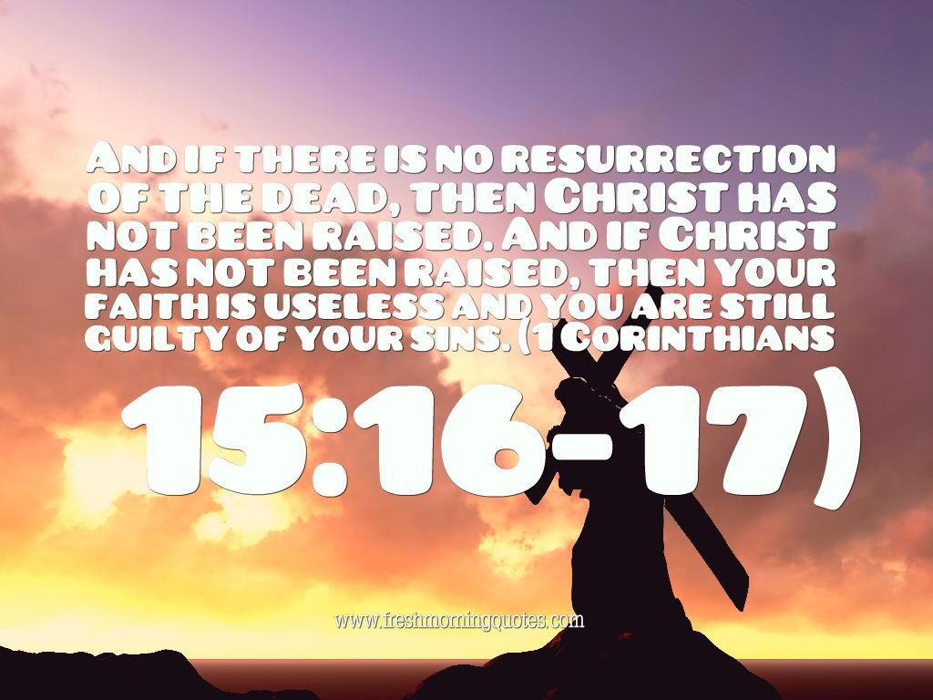 Inspirational Easter Bible Verses (5)