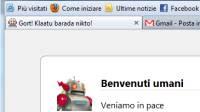 Tutte le pagine About di Firefox con menu segreti