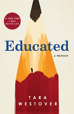 book cover of Educated, A Memoir by Tara Westover