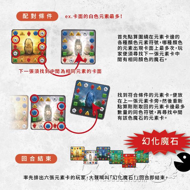 ROX 幻化魔石_遊戲流程