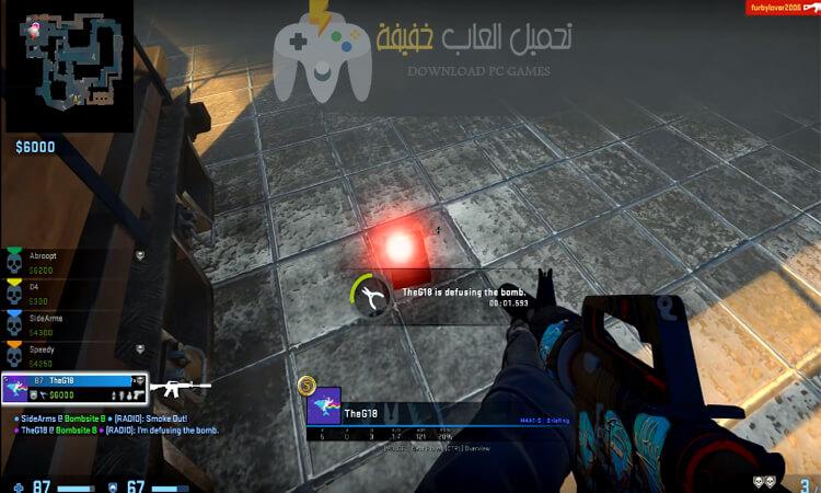 تحميل لعبة Counter Strike Global Offensive