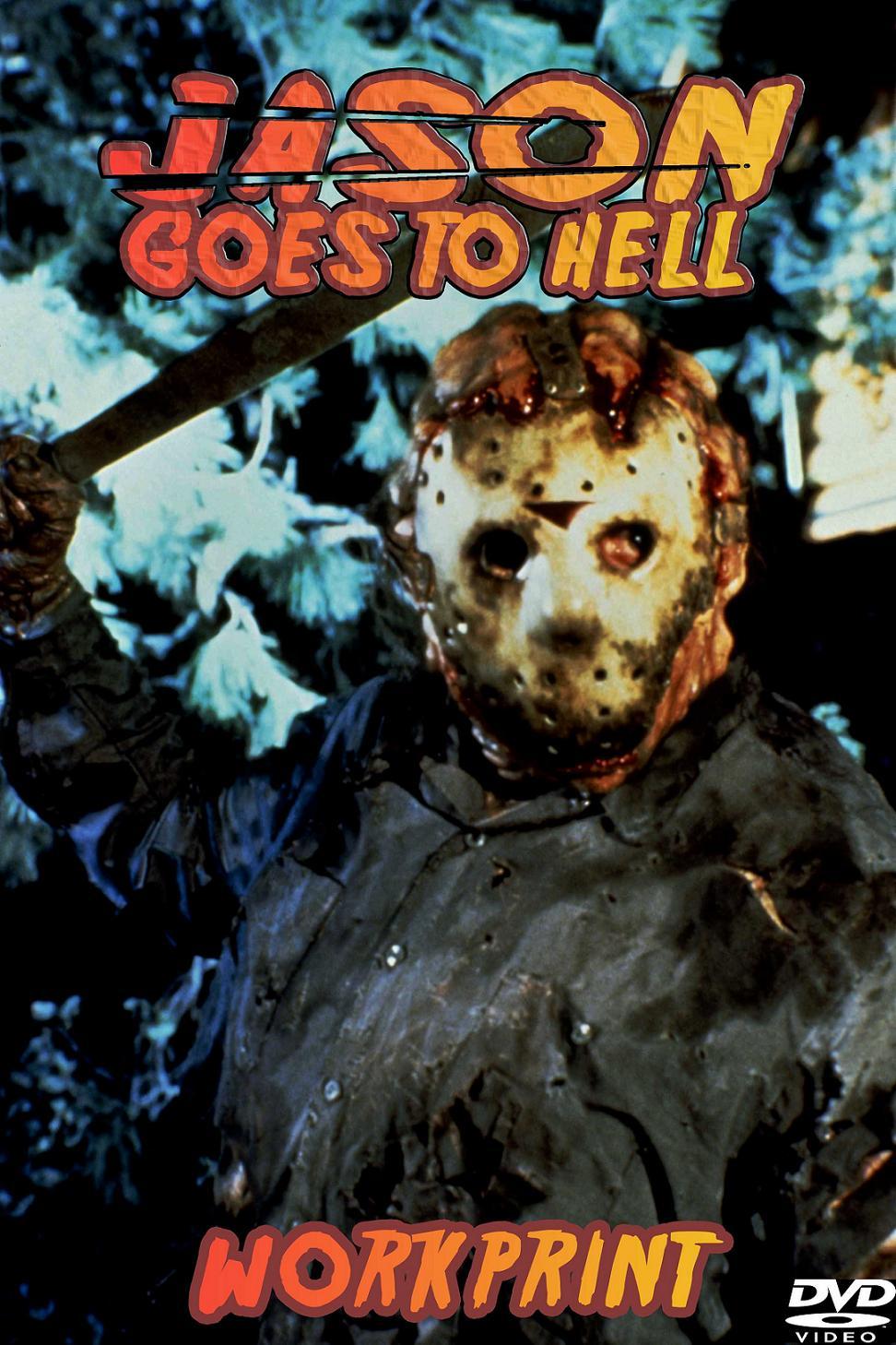 Phantom Nightmare Jason Goes To Hell Workprint